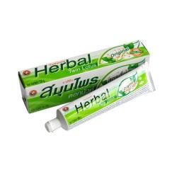 Natūrali dantų pasta iš...