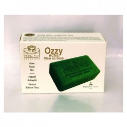 Ozzy acne clear up muilas...